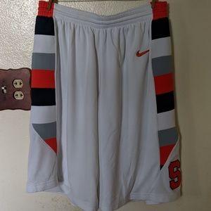 Syracuse Men's Nike L Basketball Shorts
